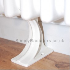 Radiator Floor Support